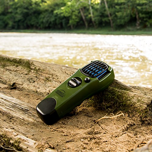 ThermacellMR-GJ Portable Mosquito Repeller, Olive