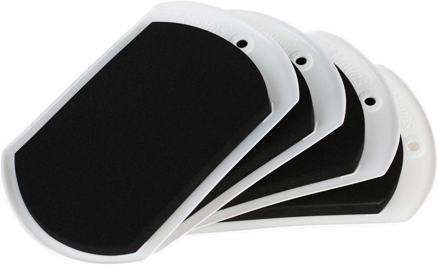 EZ Moves II Furniture Slides, 4-Pack