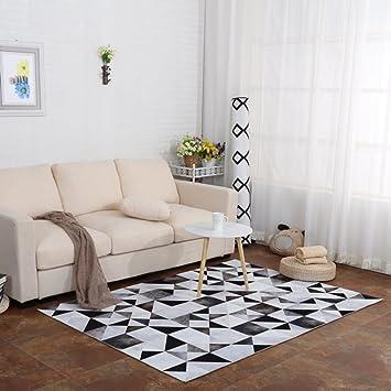Mode Einfach Teppich Wohnzimmer Modern Sofa Kaffee Tisch Teppiche Am  Krankenbett Teppiche Für Schlafzimmer N