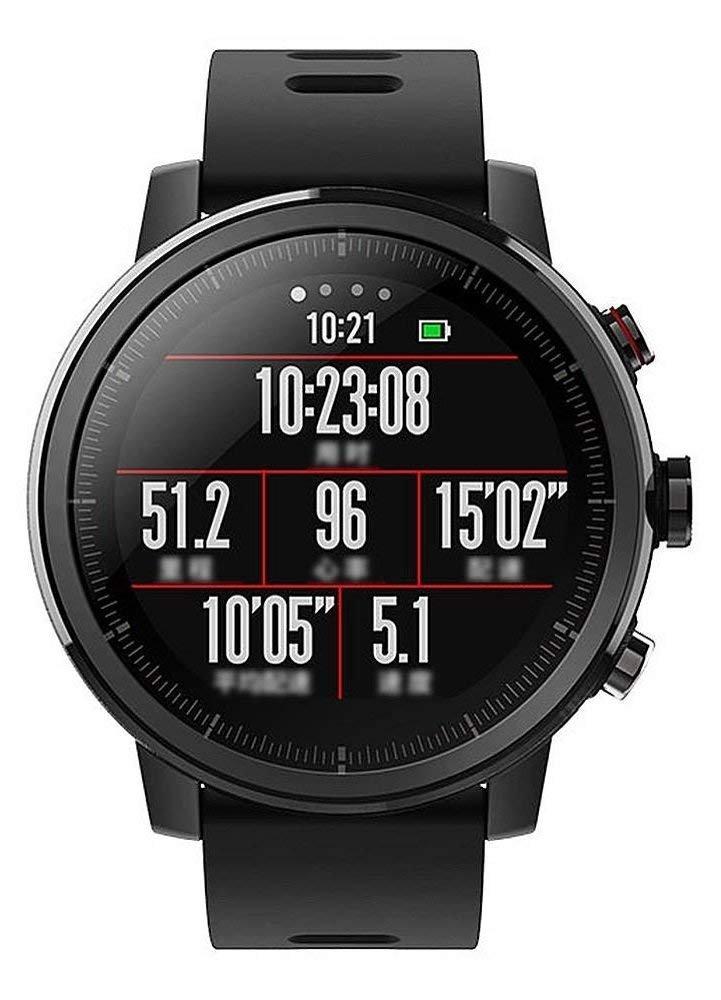 Xiaomi huami amazfit Stratos Smartwatch 2 – Negro
