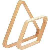 Pro-series A23/A23–9Comercial Madera Dura Bola de Billar 8-Ball triángulo y 9-Ball Diamante Estante