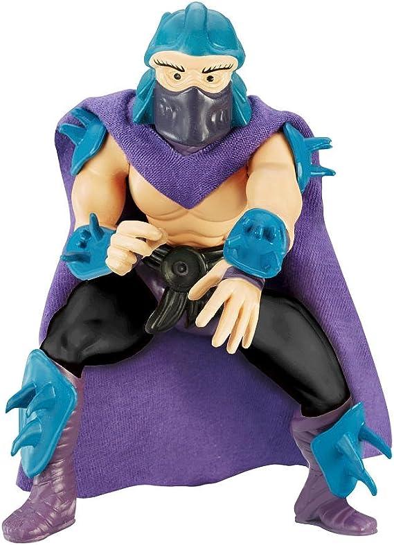 Teenage Mutant Ninja Turtles Retro Collection 4 Inch Action Figure Shredder