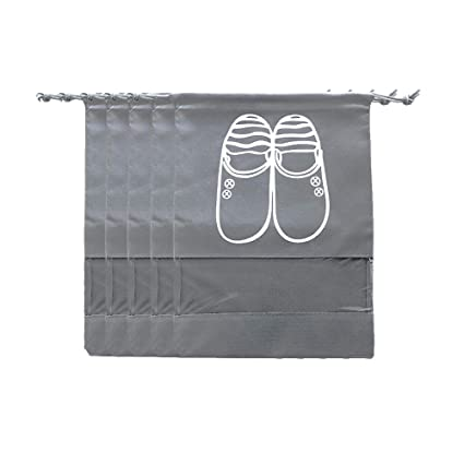 Packing Organizers for Men and Women Travel Shoe Bags Portable Travel Shoe Tote Bags