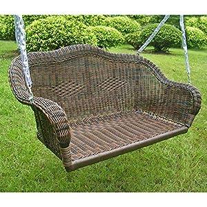 61Y%2BGSuGbvL._SS300_ 50+ Wicker Swings and Wicker Porch Swings
