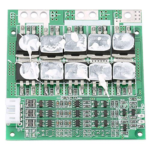 3S Lithium Battery Protection Board 12V 100A Lithium Cell Protection Board BMS PCB Board with Balance - Fin 3s