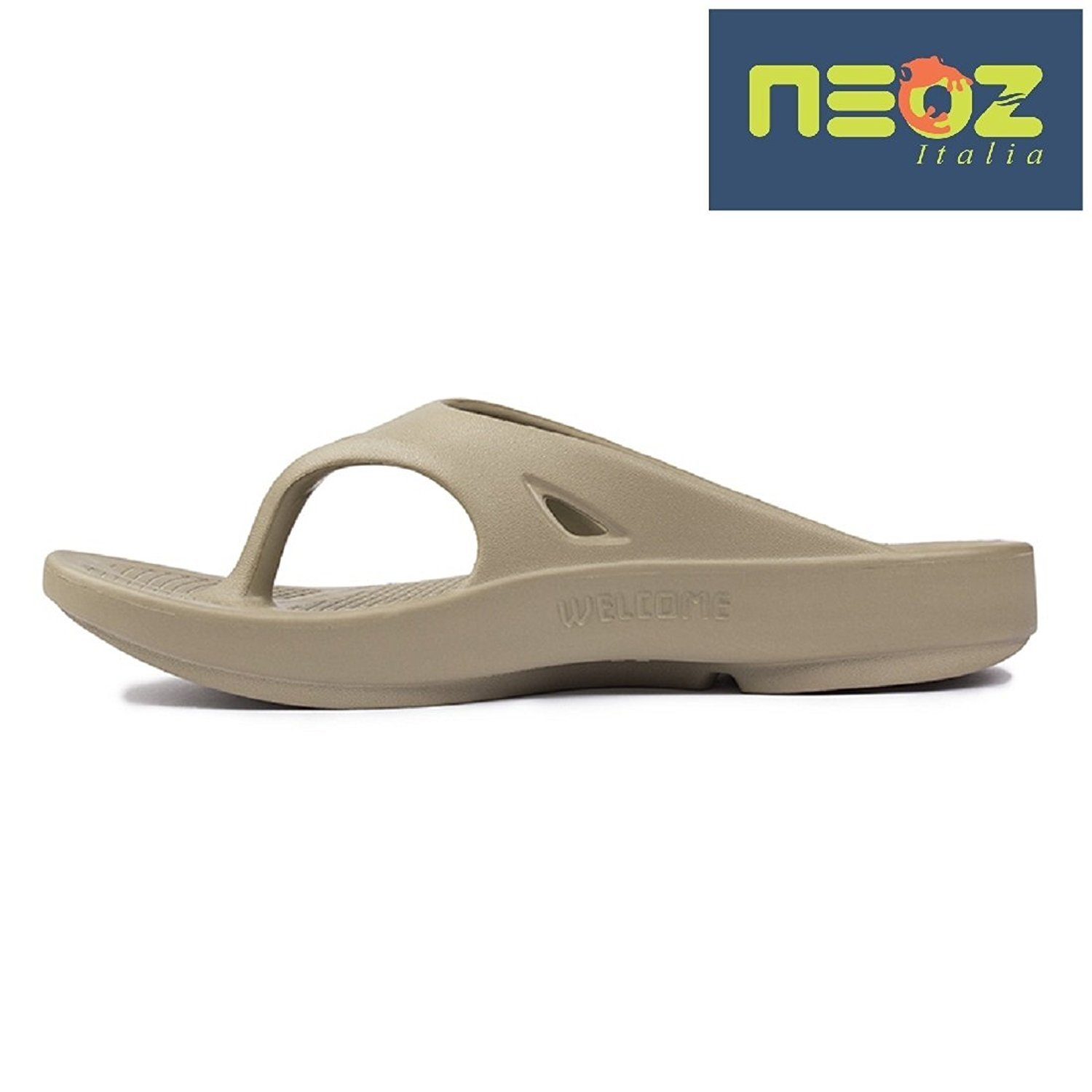 1033279ba Neoz Men's Levirex Carbon Casual Flip Flops: Buy Online at Low Prices in  India - Amazon.in