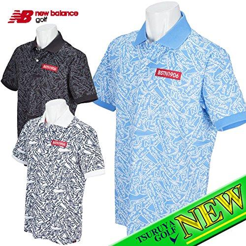 new balance ニューバランス 半袖ポロシャツ 8160011