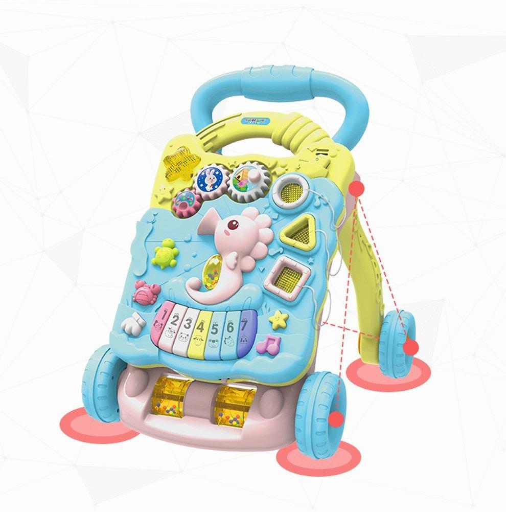 Andador para bebé para niños de 6, 7~18 meses: Amazon.es: Bebé