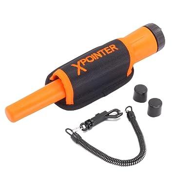 Deteknix XPointer - Detector de metales Detección de 360º: Amazon.es: Hogar