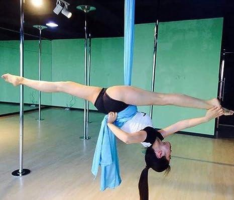 CHEN Yoga satén yoga aéreo en forma de hamaca en forma de V ...