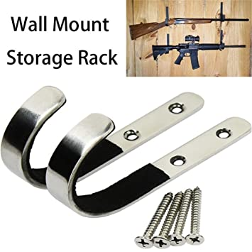 Amazon.com: Yiwant - Gancho para rifle con forma de arco y ...
