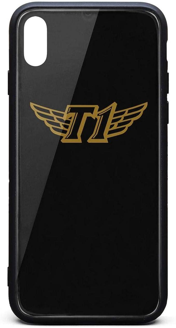 Amazon Iphonexs Max ケース Sk Telecom T1 ロゴ 壁紙 耐衝撃ケース