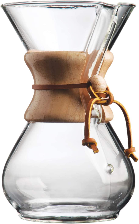 Jarra para café, da Chemex