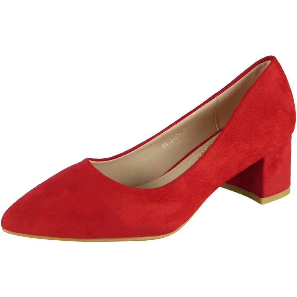 5ba928db704 Women Court Shoes   Work Court Shoes   Black Court Shoes   Pointed Toe  Heels   Suede Court Shoes   Court Shoes Mid Heel   Court Shoes 6   Pointed  Toe ...