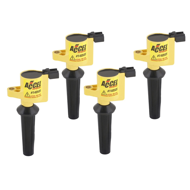 ACCEL ACC 140505-4 Import COP Coil Set
