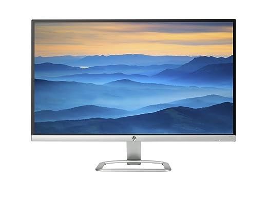 168 opinioni per HP 27es Monitor, IPS con Retroilluminazione a LED, Risoluzione 1920x1080,
