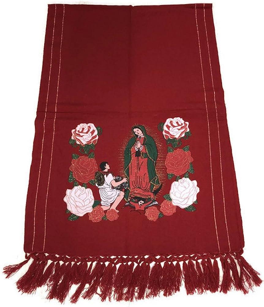 Maria De Guadalupe Rebozo