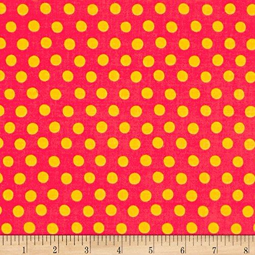 FreeSpirit Fabrics Kaffe Fassett Spring 2017 Spot Melon Fabric by The Yard