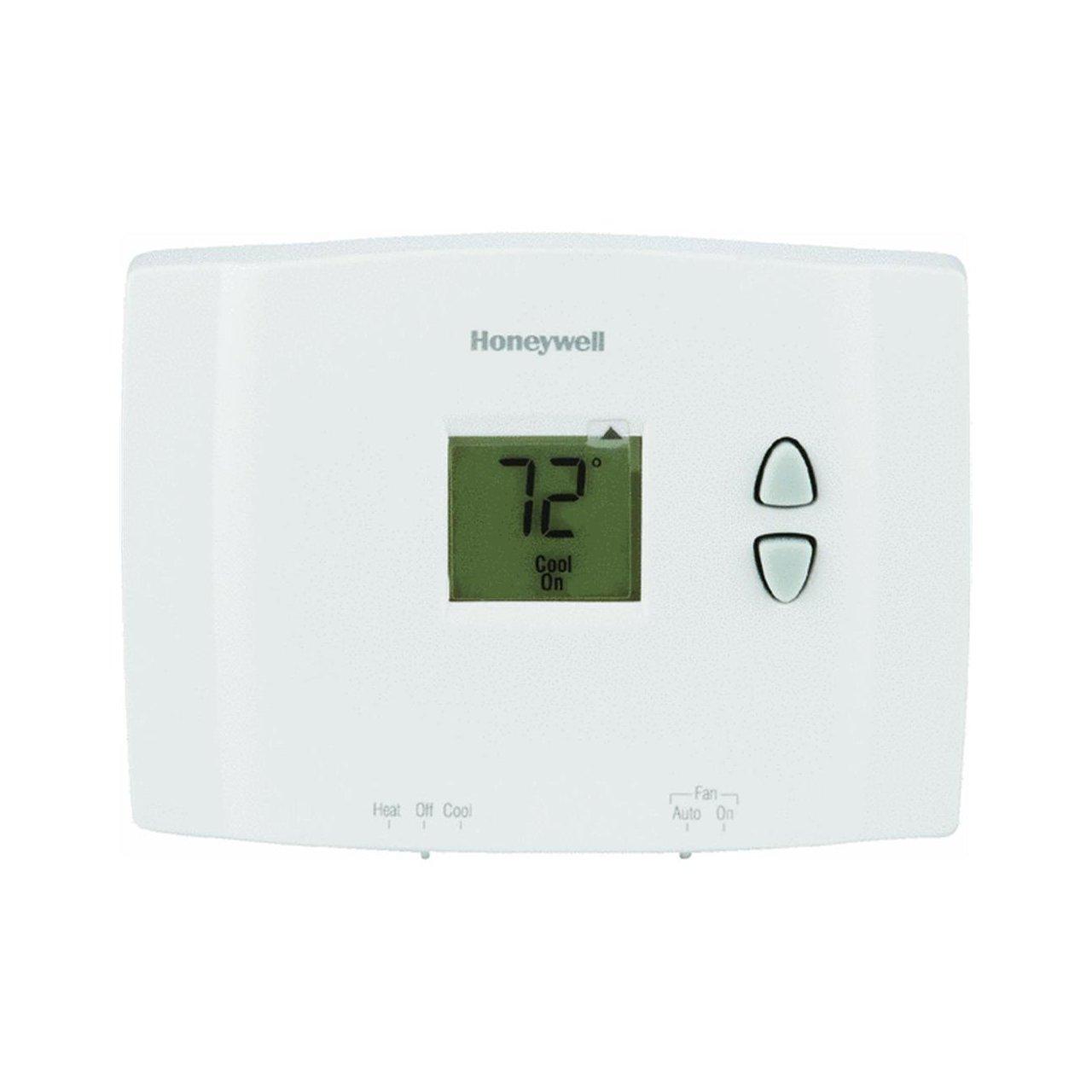 Honeywell Rth111b H C Digital Manual Thermostat Household Mercury S Thermostats