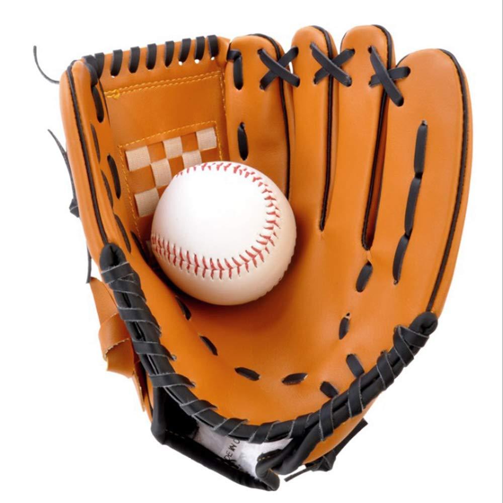 柔らかい WIKISH スローピッチパターン 11.5インチ プレイヤー推奨ベースボールグローブ 10.5インチ 12.5 11.5インチ 12.5インチ B07JM2TKD4 12.5 Brown inches in Brown, 富来町:487e183a --- a0267596.xsph.ru