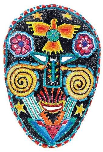 Huichol Mask (Sax Huichol Mask Making Classroom Pack)