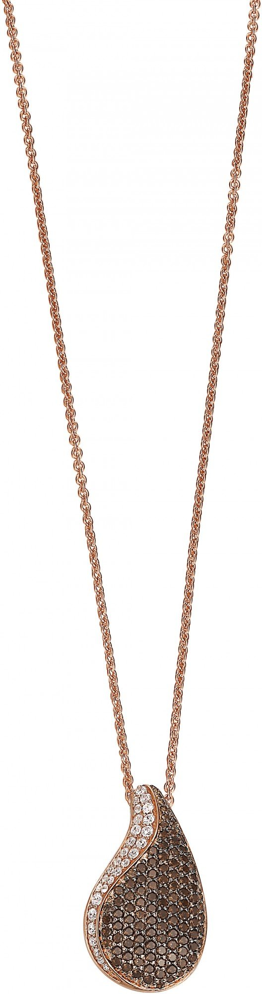 Esprit Collection Jewelry Peritau ELNL92231C800 Necklace for her Rhodanized Sterling Silver