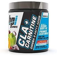 BPI Sports CLA + Carnitine – Conjugated Linoleic Acid – Weight Loss Formula – Metabolism, Performance, Lean Muscle…