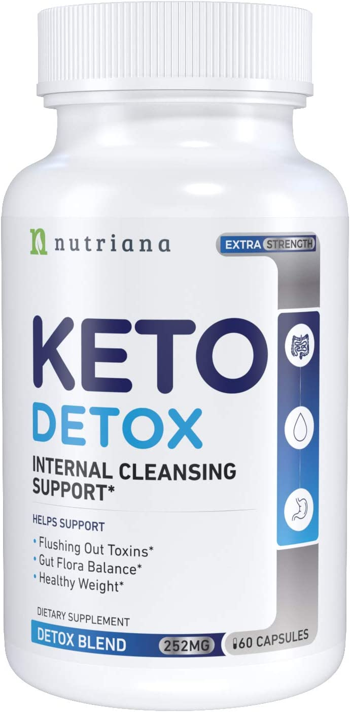 Best Keto Detox Cleanse Review - Natural Weight Loss Formula