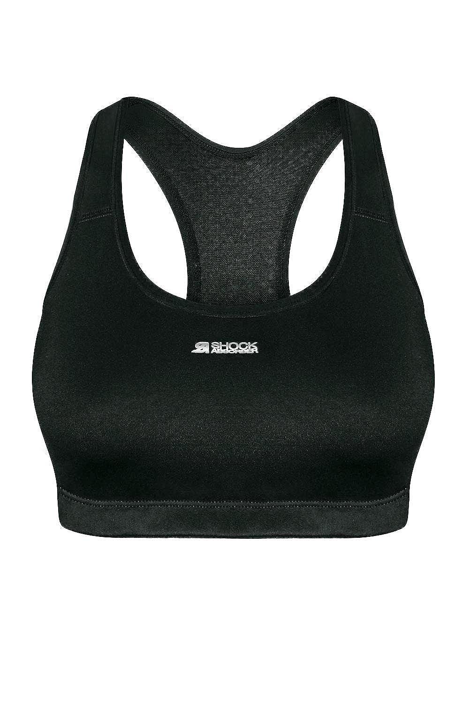 Shock Absorber Active Cropped Top, Sujetador de Deporte para Mujer
