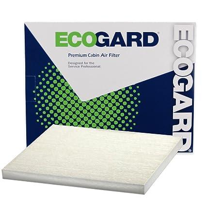 ECOGARD XC10020 Premium Cabin Air Filter Fits Nissan Altima, Pathfinder /  Infiniti QX60 / Nissan