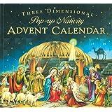 3-D Pop-up Nativity Advent Calendar