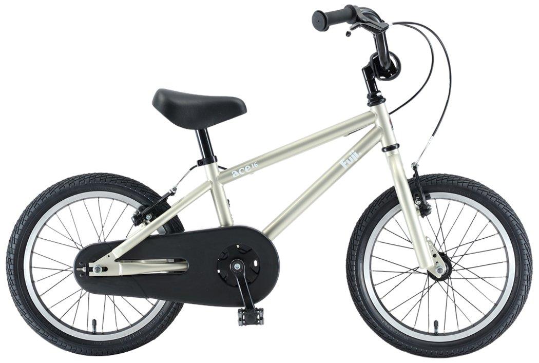 FUJI(フジ) ACE 16インチ キッズバイク 2018年モデル [補助輪付き] 18AC16GD16 シャンパンゴールド B075SZBN4H