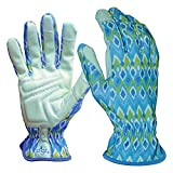 DIGZ Planter Pro Women's Gardening Gloves and Work Gloves with Touch Screen Compatible fingertips, Small