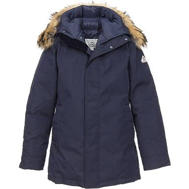 Pyrenex Annecy Jacket HMI014: Navy