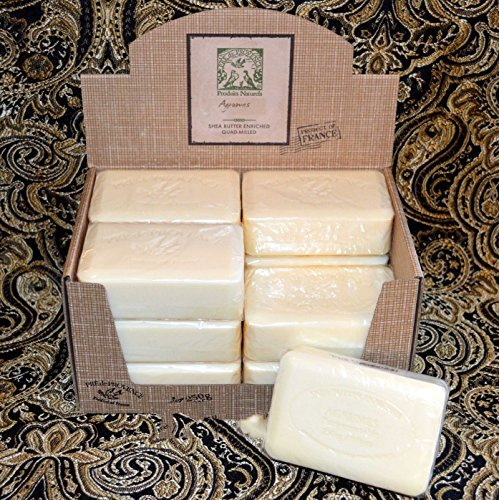 case-of-12-bars-pre-de-provence-250g-agrumes-shea-butter-enriched-quad-milled-soap