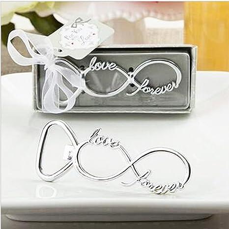 Amazon.com: Regalo de boda para invitados, 15 abrebotellas ...