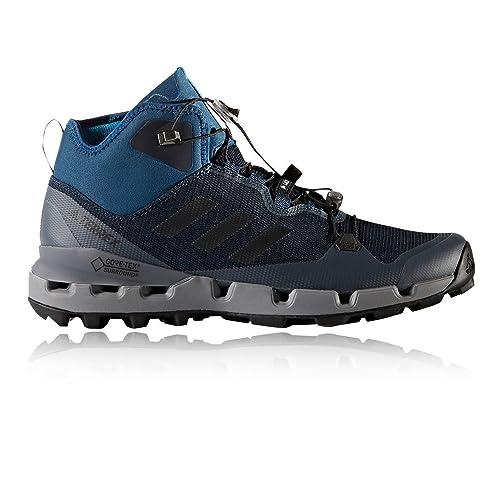 cheap for discount b14ad ca0b8 adidas Terrex Fast Mid GTX-Surround, Zapatillas de Senderismo para Hombre   Amazon.es  Zapatos y complementos