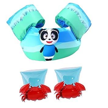 Amazon.com: katedy Kids Toddlers Puddle Jumper Basic Life ...