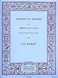 Andante Et Scherzo Andante Et Scherzo By J. Edouard Barat. For C or B-flat Trumpet and Piano.