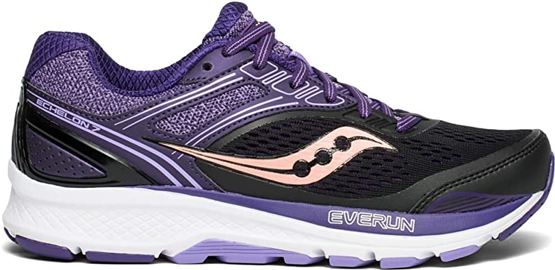 Saucony - Zapatillas de Running para Mujer, Echelon 7 (S10468-37 ...