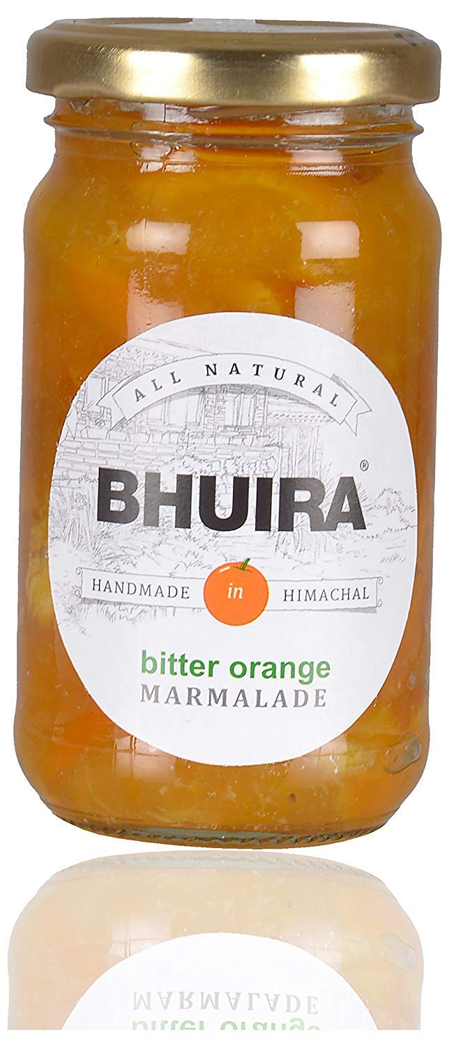 Bhuira Bitter Orange Marmalade, 240 Grams
