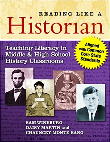 Amazon reading like a historian teaching literacy in middle amazon reading like a historian teaching literacy in middle and high school history classrooms ebook sam wineburg daisy martin chauncey monte sano fandeluxe Gallery