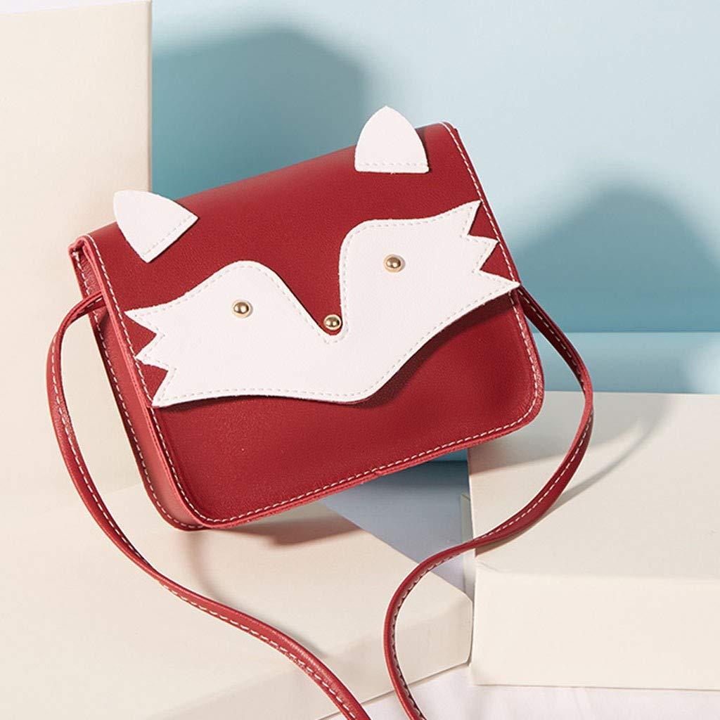Sunmiao Simple Retro Zipper Outdoor Canvas Shoulder Bag Messenger Bag Color Brown