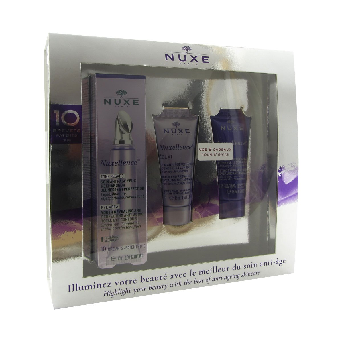 Nuxe Pack Nuxellence 3264680013324