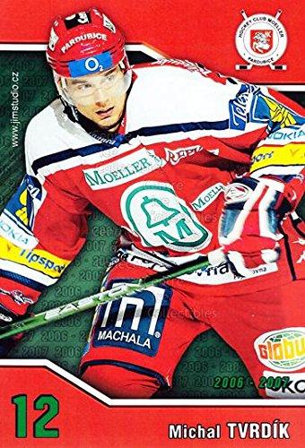 fan products of (CI) Michal Tvrdik Hockey Card 2006-07 Czech HC Pardubice Postcards 23 Michal Tvrdik