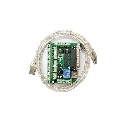 Interface Mach3 Board