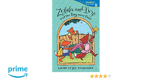 Amazon.com: Zelda and Ivy and the Boy Next Door (Candlewick Sparks ...