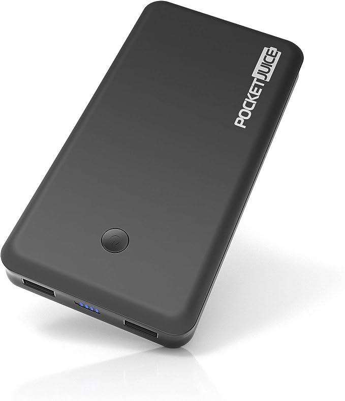 Tzumi pocketjuice Endurance Slim – Mini portátil (batería de ...
