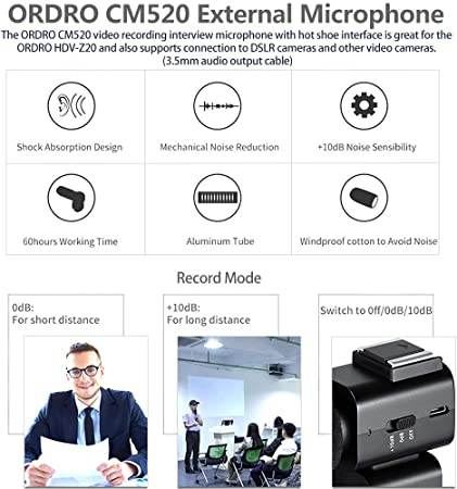 ORDRO Z20+Kit product image 4