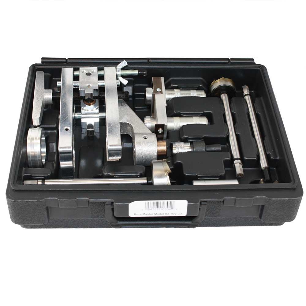 Templaco BJ-102-C3 - Bore Master Lock Installation Kit by Templaco (Image #2)